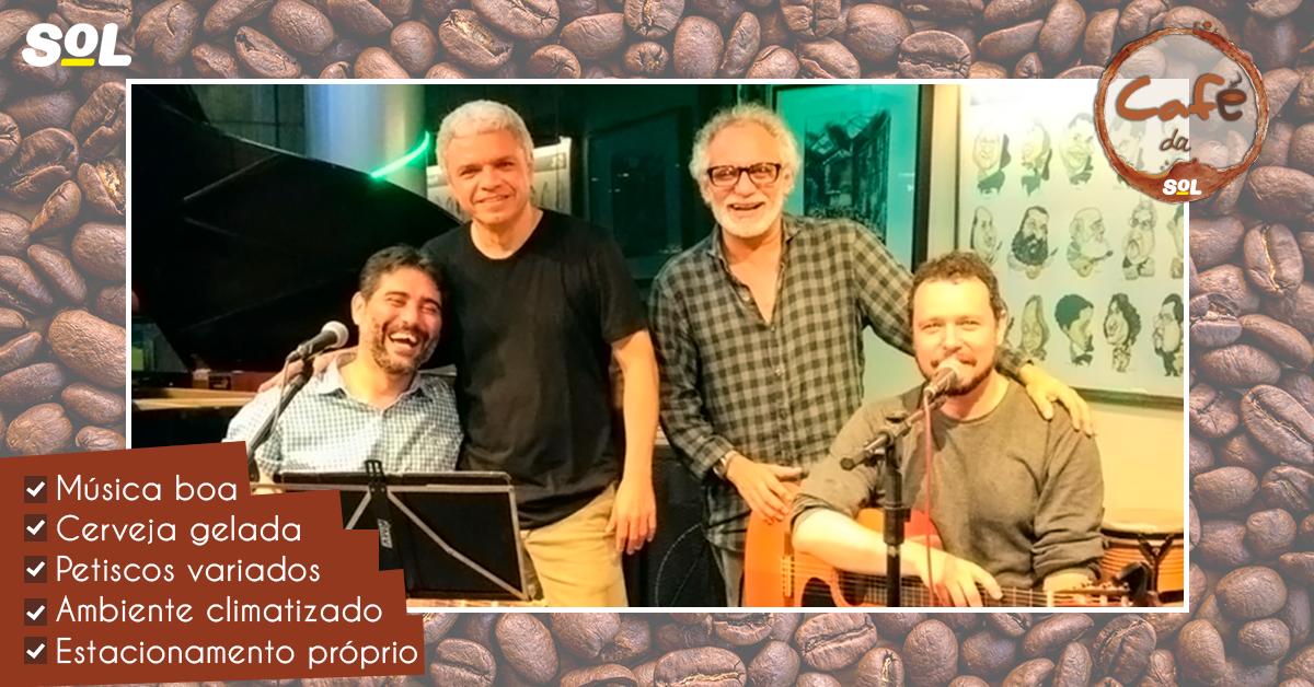 Sol Music Com Marcelo Sirotheau e Márcio Farias